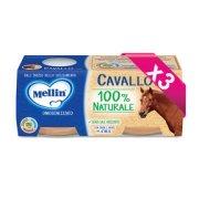 Omogeneizzati Carne Kit risparmio 3x Cavallo con Patate KIT_3X_Confezione da 160 g ℮ (2 vasetti x 80 g) su My Mellin Shop